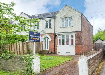 Thumbnail 3 bed semi-detached house for sale in Ecclesall Road South, Sheffield