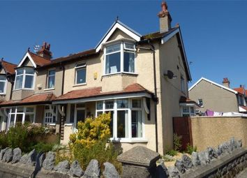 Thumbnail 3 bed end terrace house for sale in Stanley Road, Heysham, Morecambe