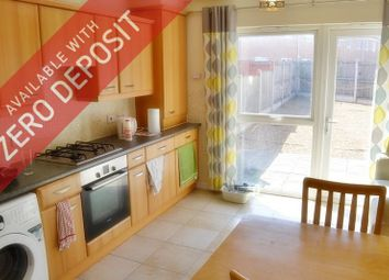 Thumbnail 4 bed property to rent in Aspull Walk, Manchester
