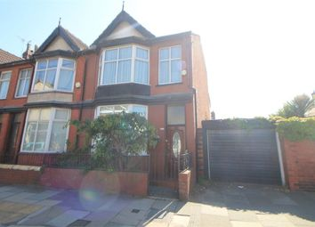 Thumbnail 4 bed end terrace house for sale in Oxford Road, Waterloo, Merseyside