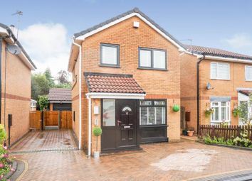 Thumbnail 3 bed detached house for sale in Prestwich Hills, Manchester