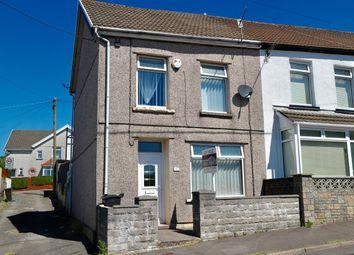Thumbnail 2 bed end terrace house for sale in Fronwen Terrace, Penydarren, Merthyr Tydfil