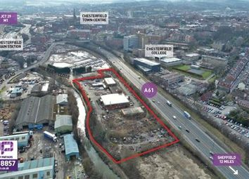 Thumbnail Land for sale in Holbeck Close, Chesterfield