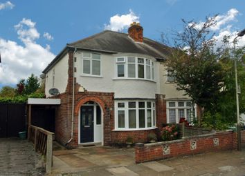 Thumbnail 3 bed semi-detached house for sale in Conaglen Road, Leicester