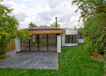 Thumbnail 4 bed detached bungalow for sale in Finchs Field, Little Eversden, Cambridge
