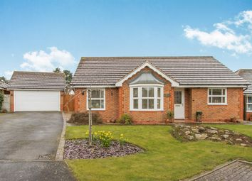 Thumbnail Detached bungalow for sale in Goddard Close, Bushby, Leicester