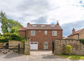 Thumbnail 5 bed detached house for sale in Appleton-Le-Street, Malton
