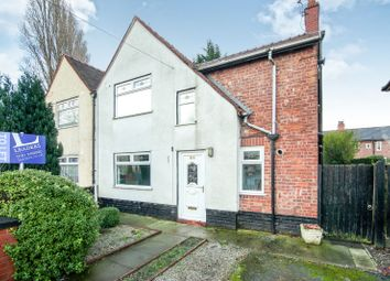Thumbnail 4 bedroom semi-detached house to rent in Morley Avenue, Manchester