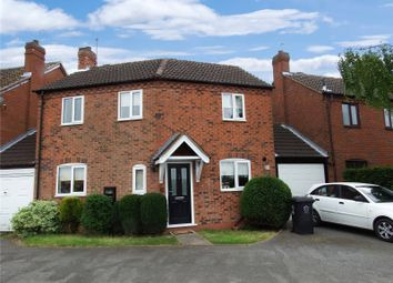 Thumbnail 3 bed link-detached house for sale in Chancel Road, Thurcaston Park, Leicester