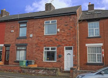 Thumbnail 2 bedroom terraced house for sale in Heaton Street, Prestwich, Manchester