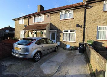 Thumbnail 2 bed terraced house for sale in Margery Road, Dagenham, Essex
