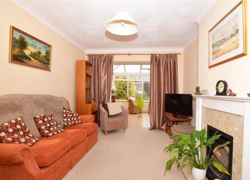 Thumbnail 3 bed semi-detached bungalow for sale in Blenheim Close, Bearsted, Maidstone, Kent