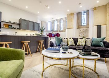 Thumbnail 3 bed flat for sale in The Barnabas, Holden Road, Woodside Park, North Finchley
