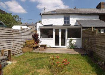 Thumbnail 2 bed end terrace house for sale in Cwmorthin Road, Tanygrisiau, Blaenau Ffestiniog, Gwynedd