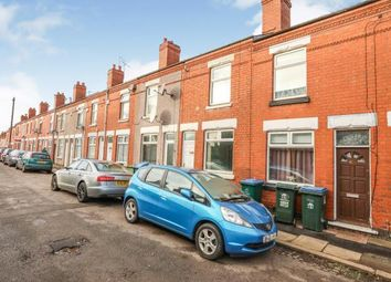 Thumbnail 2 bed terraced house for sale in Villiers Street, Stoke, Coventry, West Midlands