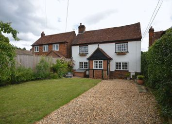 Thumbnail 5 bed detached house to rent in Village Road, Coleshill, Amersham