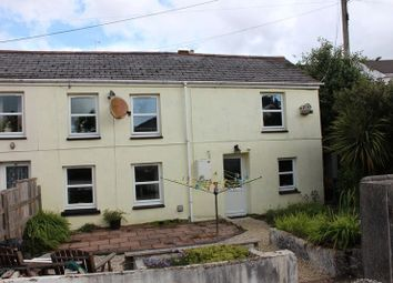 Thumbnail 2 bed cottage for sale in Phernyssick Road, St. Austell