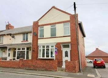 Thumbnail 2 bed terraced house for sale in West Street, Hartlepool