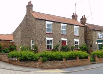 Thumbnail 3 bed detached house to rent in Main Street, Elvington, York
