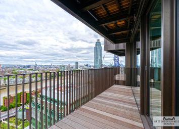 Thumbnail 2 bed flat to rent in Viaduct Gardens, London