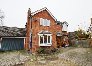 4 bed detached house for sale in Centaury Close, Stanway, Colchester CO3