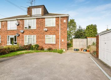 Thumbnail 2 bed flat for sale in Andrews Close, Theale, Reading