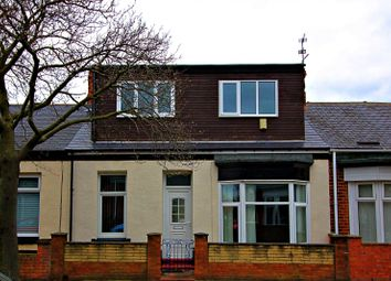 Thumbnail 4 bed terraced house for sale in Brookland Road, Sunderland