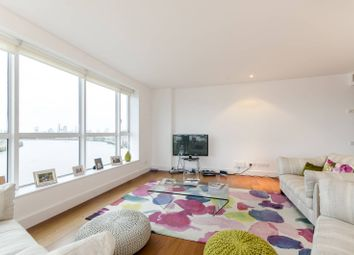 Thumbnail 3 bedroom flat to rent in Westferry Circus, Canary Wharf