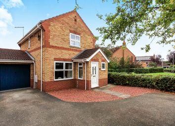 Thumbnail 3 bed detached house for sale in Caldervale, Orton Longueville, Peterborough