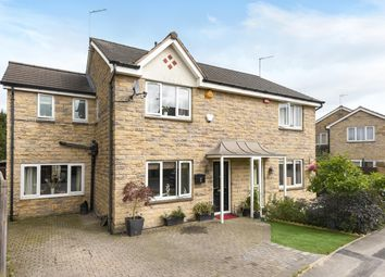 Thumbnail 3 bed semi-detached house for sale in Crofters Lea, Yeadon, Leeds