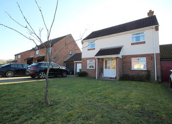 Thumbnail 3 bed detached house for sale in Munnings Close, Ipswich