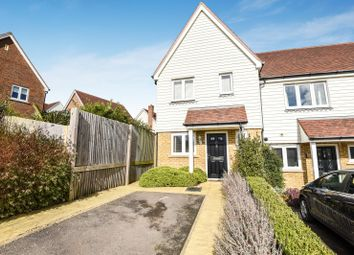 Thumbnail 2 bed end terrace house for sale in Barry Drive, Haywards Heath