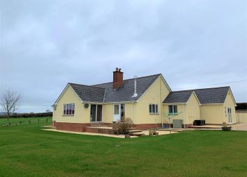 Thumbnail 4 bed detached bungalow for sale in Ashbrittle, Wellington