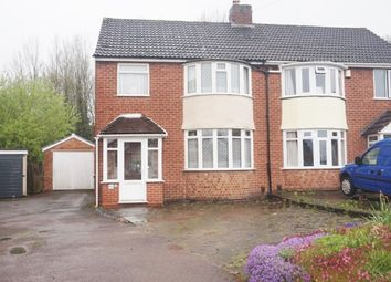 Thumbnail 3 bed semi-detached house for sale in Springfield Crescent, Walmley, Sutton Coldfield