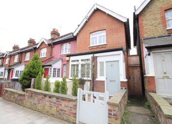 Thumbnail 2 bedroom terraced house for sale in Beechwood Road, London