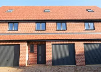 Thumbnail 3 bedroom town house for sale in Railway Mews, Cauldwell Hall Road, Ipswich
