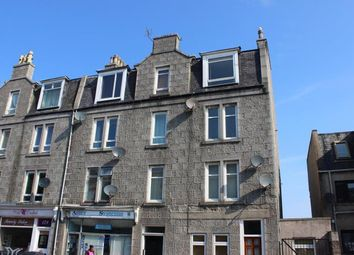 Thumbnail 1 bedroom flat to rent in 183 Victoria Road, Second Floor Left, Aberdeen