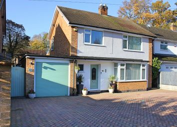 3 bed detached house for sale in Saffron Road, South Wigston, Leicester LE18