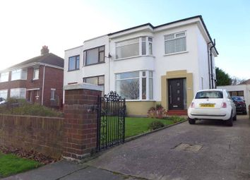 Thumbnail 3 bedroom semi-detached house for sale in Devonshire Road, Bispham, Blackpool