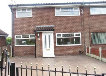 Thumbnail 3 bed semi-detached house for sale in Kingfisher Avenue, Audenshaw, Manchester
