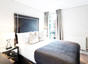 Thumbnail 3 bed flat to rent in Merchant Square, Harbet Road, Paddington, London