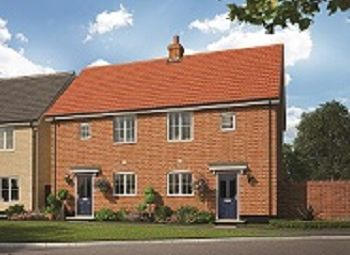 Thumbnail 3 bed semi-detached house for sale in The Street, Bramford, Suffolk