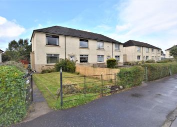 Thumbnail 2 bed flat for sale in Hamilton Road, Glasgow