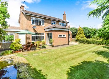Thumbnail 4 bed detached house for sale in West Street, Welford, Northampton