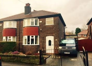 Thumbnail 3 bed semi-detached house for sale in Woodcote Road, West Timperley, Altrincham, Greater Manchester
