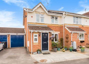 Nicholas Gardens, Cippenham, Slough SL1. 3 bed semi-detached house for sale
