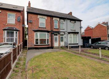 Thumbnail 4 bed semi-detached house for sale in Orchard Road, Erdington, Birmingham