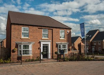 Thumbnail 4 bed detached house for sale in Forest Road, Burton-On-Trent