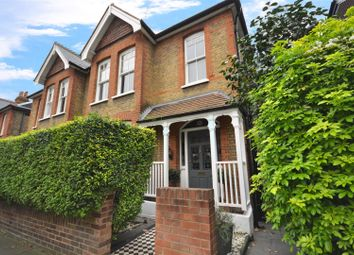 Thumbnail 4 bed semi-detached house to rent in Hartington Road, St Margarets, Twickenham