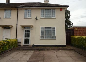 Thumbnail 3 bedroom end terrace house for sale in Hextall Road, Leicester, Leicestershire